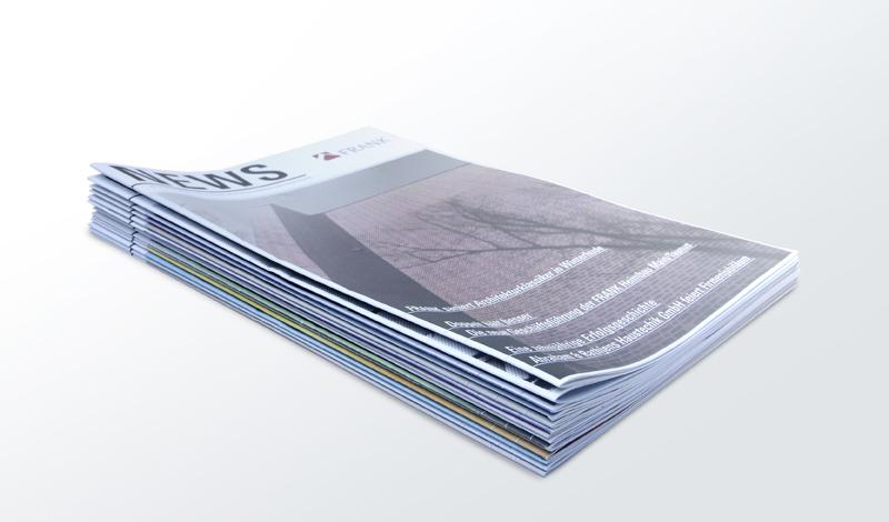 FRANK-Gruppe Papier